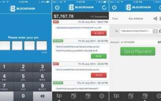 Кращі Bitcoin-додатки для iPhone — ТОП-10