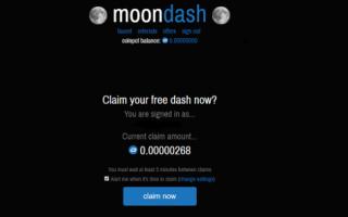 Dash-крани: кращі крани 2018 з прямою виплатою