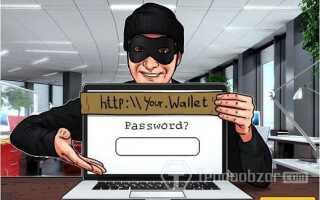 Вкрали біткоіни з гаманця — що робити, як крадуть, як захиститися