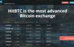 Біржа криптовалюта HitBTC — народжена п'ять років тому