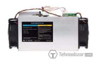 Innosilicon D9 DecredMaster — характеристики ASIC, ціна