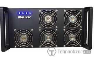 ASIC Miner iBeLink DM22G X11 — огляд Майнера, ціна