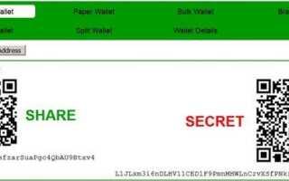 Резервні копії гаманців Bitcoin: як їх зробити