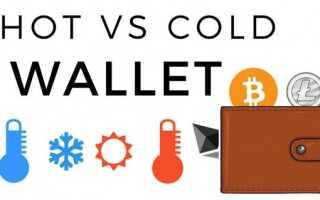 Холодне зберігання криптовалюта — що це, види