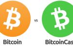 Що вигідніше Майні — BTC або BCH (біткоіни або біткоіни Кеш)?