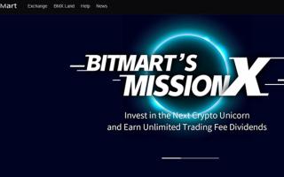 Біржа криптовалюта BitMart — з демократичним ухилом